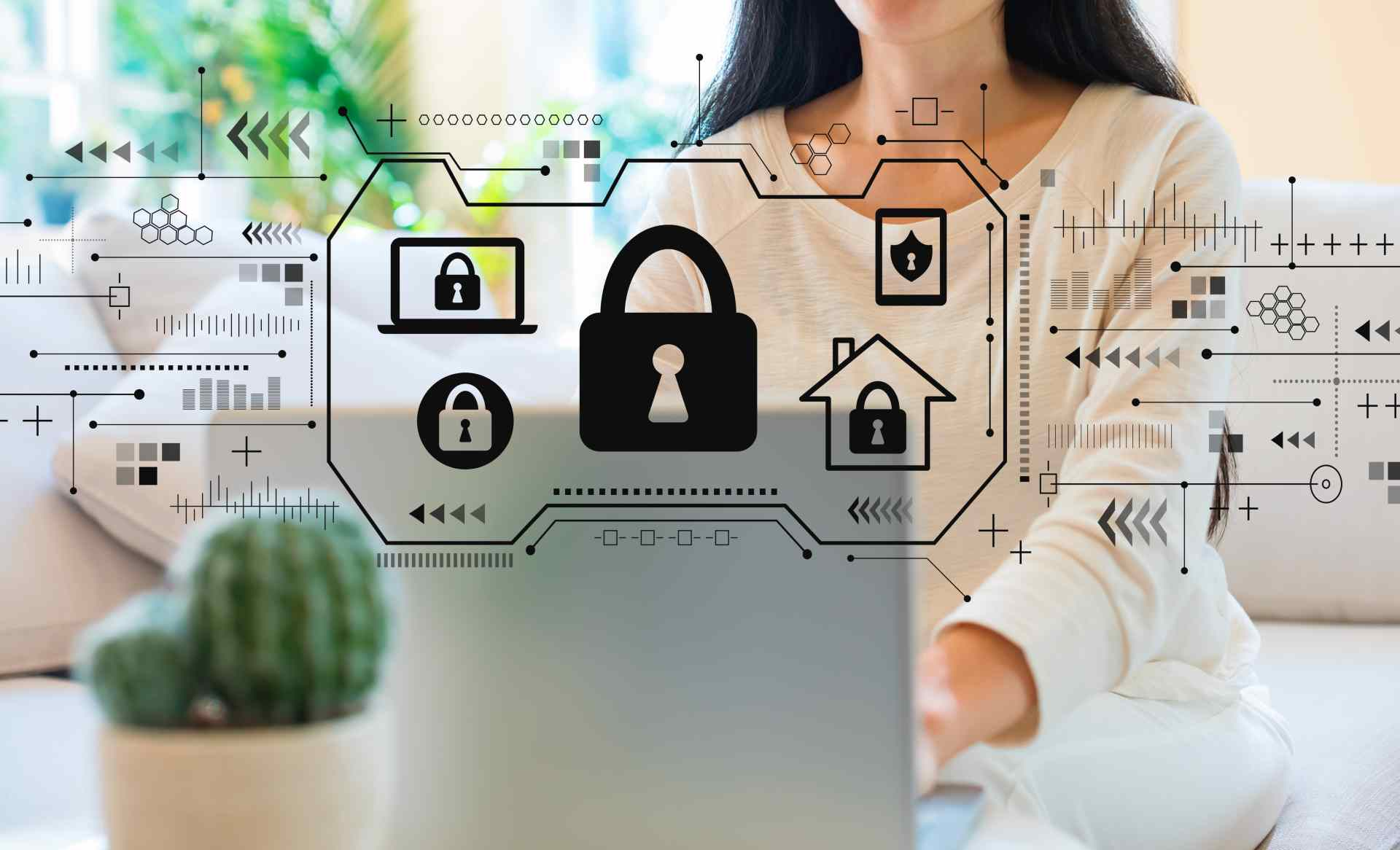 Cybersecurity Tips for Your Home Office